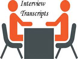 How to analyse a single interview transcript in